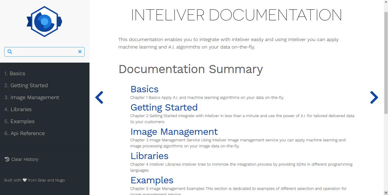 docs.inteliver.com image